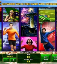 Football Carnival slotmachine