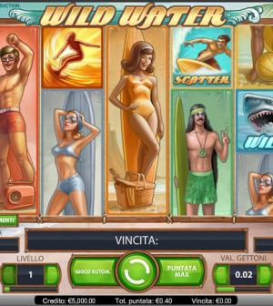 Wild Water slot machine