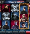 X-Men slotmachine