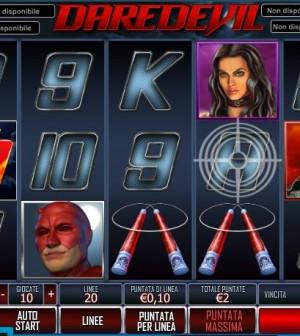 daredevil slot machine