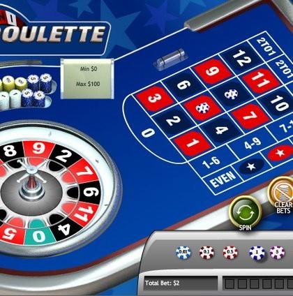 mini-roulette