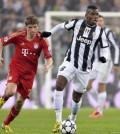 Muller vs Pogba