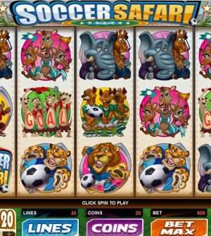 Soccer Safari recensione slot machine gratis