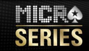 PokerStars: Micro Series e Spinball nuove promozioni