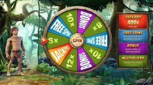 Tarzan slot machine: regole e simboli